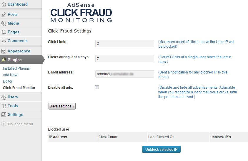 click fraud