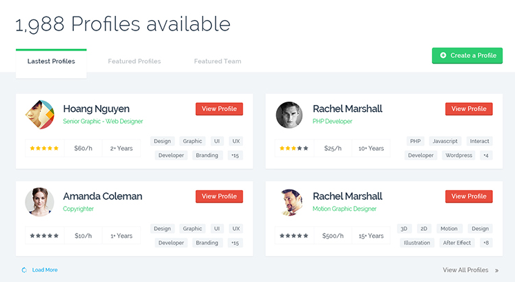 FreelanceEngine: WordPress Freelance Marketplace Theme